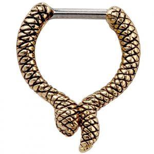 Septum Ring Septum Piercing Septum Body Jewelry FreshTrends Septums