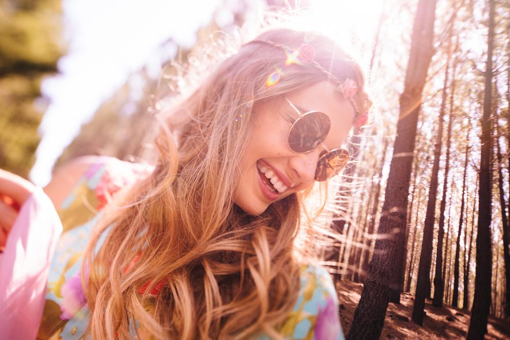 FreshTrends hide your piercings behind long hair